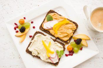 colazione vegana